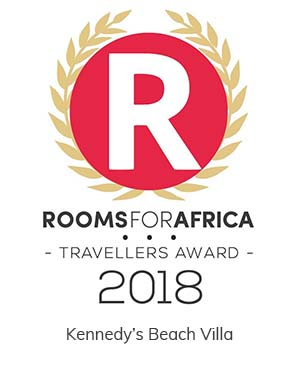 Rooms for Africa award